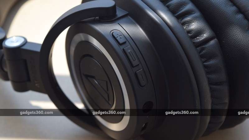 Audio Technica ATH-M50xBT Bluetooth Headphones Review