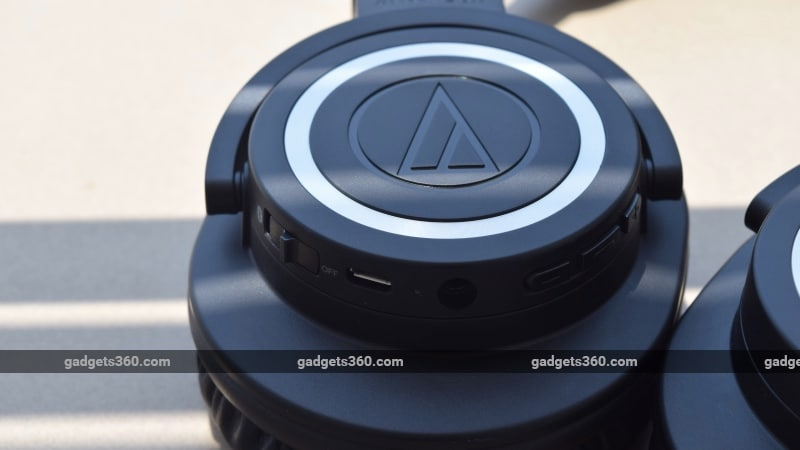 audio technica athm50xbt buttons Audio Technica