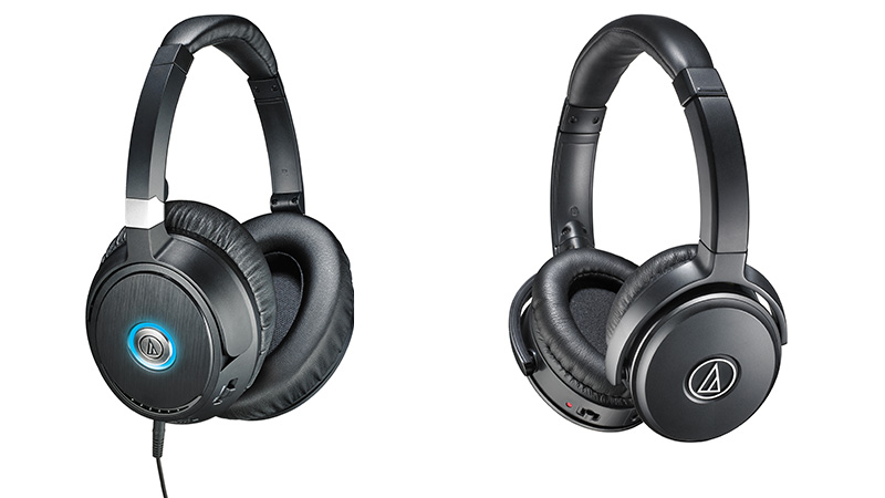 Audio Technica Expands Its QuietPoint Noise Cancelling Headphone Range in India With 3 New Models