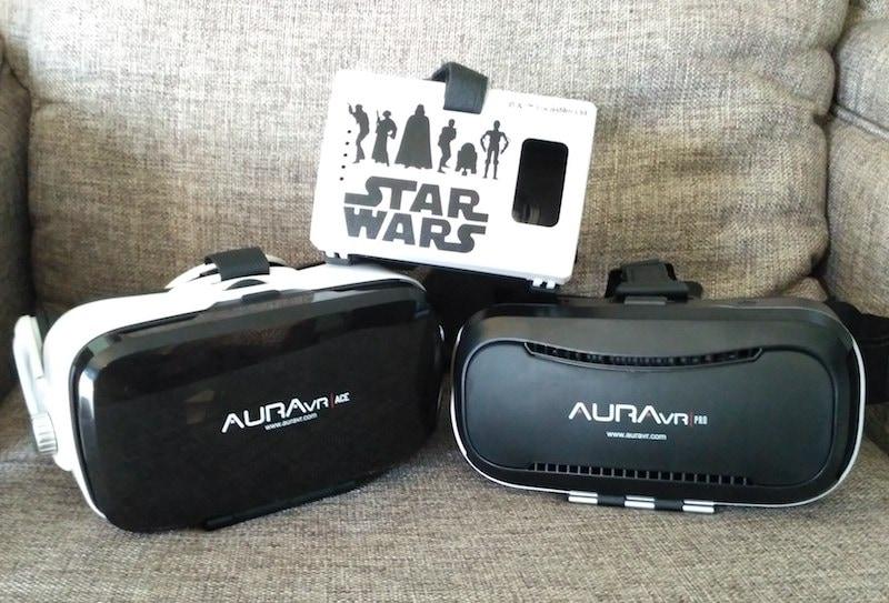 AuraVR Go, Pro, Ace Review