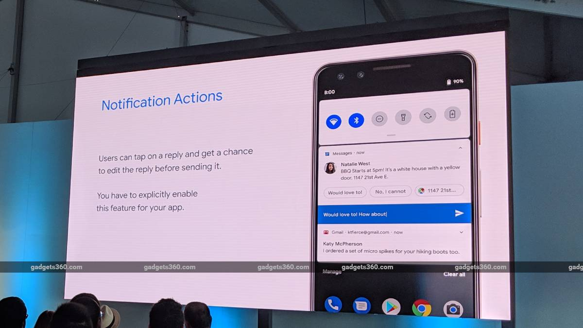 auto suggestions edit google io 2019 ndtv google