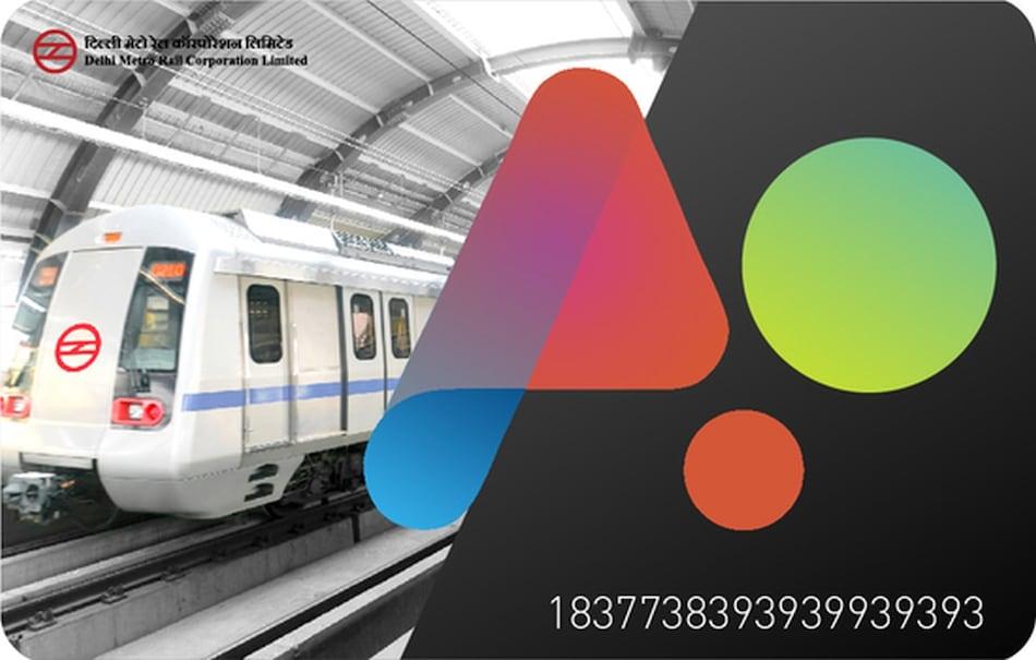 Delhi Metro, Autope Launch Smart Card With Auto-Top Facility