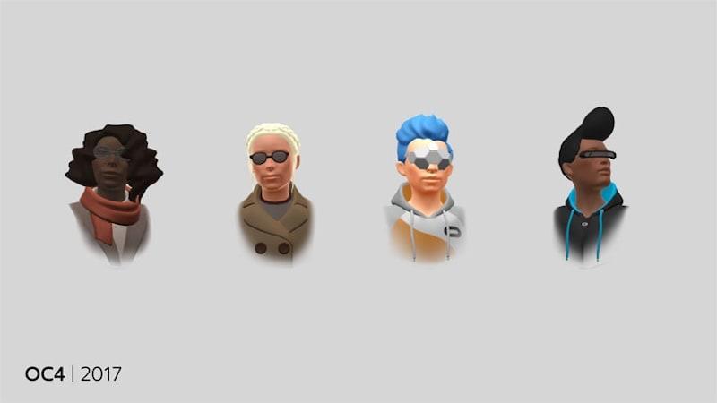 avatar vr 1 Facebook  Oculus Rift  Oculus Go  Mark Zuckerberg  Oculus  Santa Cruz  Daydream  Stream VR