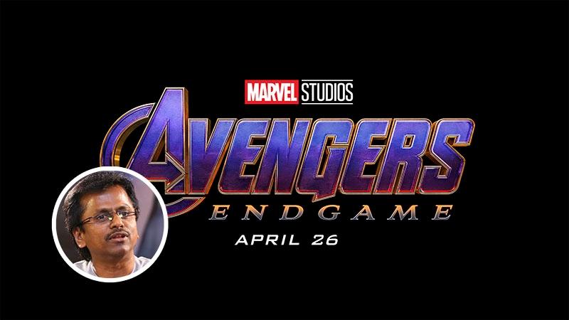 Avengers: Endgame Taps A.R. Murugadoss to Write Tamil Version