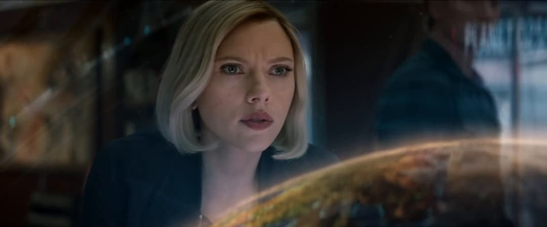 Avengers Endgame Teaser Is Black Widow S Changing Hair