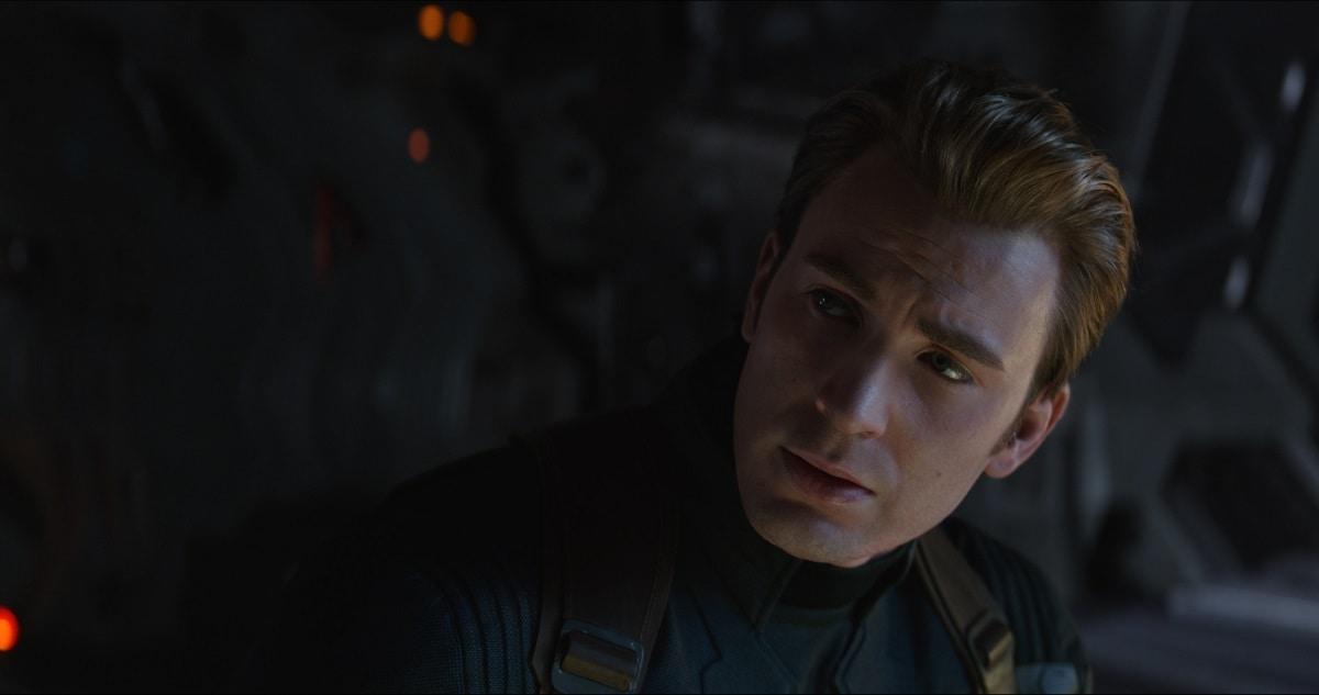 avengers endgame captain america chris evans 2 Captain America Avengers Endgame