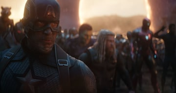 Avengers: Endgame Now Available on Google Play, iTunes
