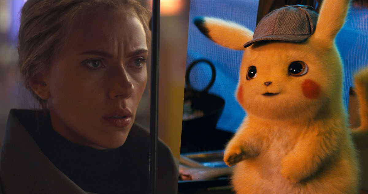 Avengers: Endgame, Detective Pikachu Dominate Worldwide Weekend Box Office With Over $160 Million Each