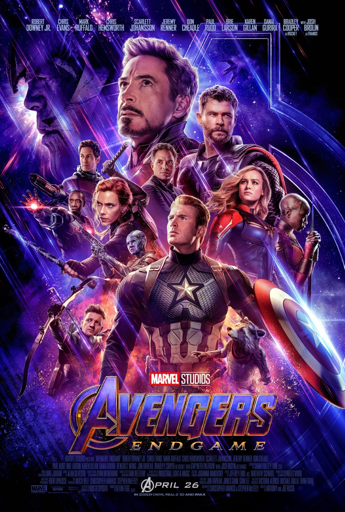 avengers endgame poster Avengers Endgame