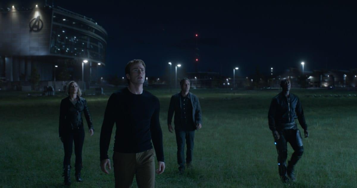 avengers endgame scarlett johansson chris evans mark ruffalo don cheadle Avengers Endgame