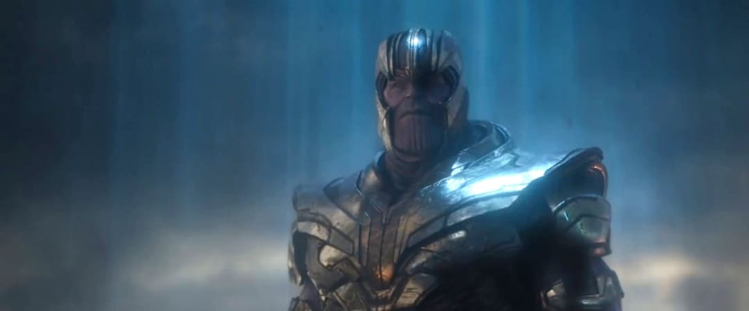 Avengers: Endgame Trailer — Thanos Chides Iron Man for His Failure