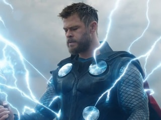 Avengers: Endgame Trailer Shows Captain Marvel Meet Thor for First Time