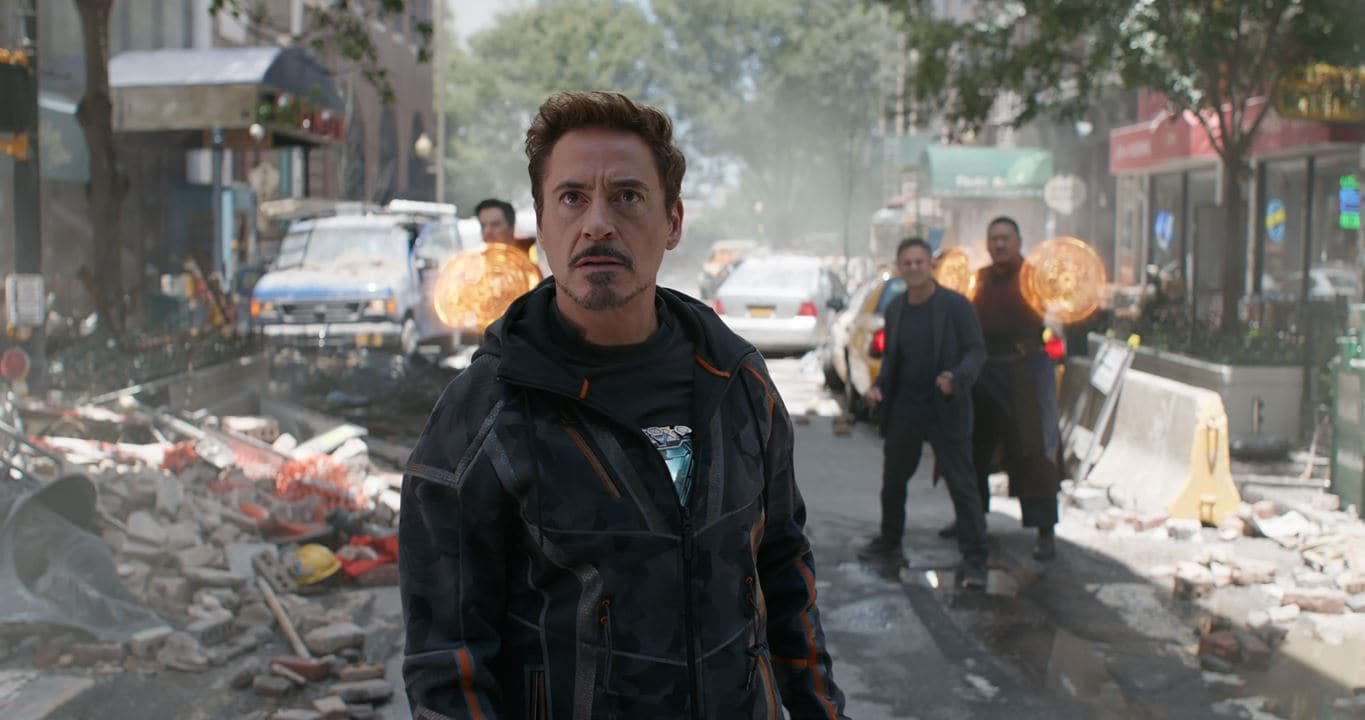 Avengers 4 Trailer Now Looks to Be Set for Friday Release