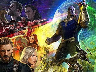 Avengers: Infinity War Trailer - All Marvel Heroes Come Together to Stop Thanos