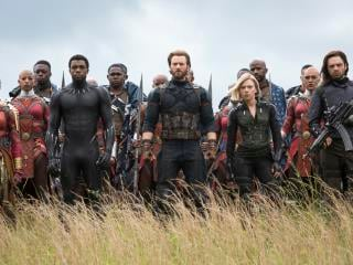 Scarlett Johansson, Chris Evans, Kevin Feige, Chadwick Boseman Respond to Martin Scorsese's Criticism of Marvel