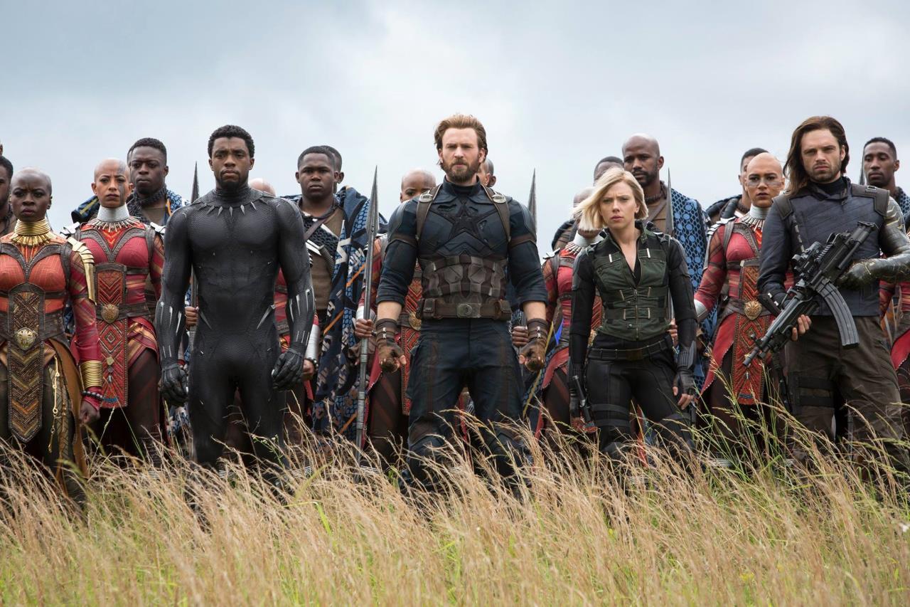 avengers infinity war wakanda Avengers Infinity War