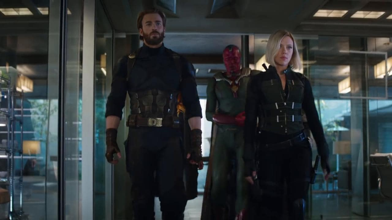 Avengers: Infinity War Super Bowl Spot Has Most Buzz
