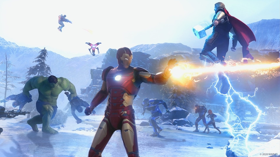Avengers Beta Impressions: A Chaotic Marvel Adventure