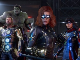 Marvel's Avengers Gameplay, Co-Op, Story Trailers Unveiled