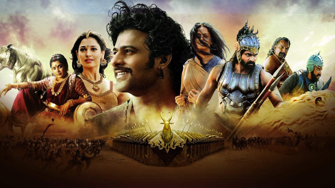 Netflix Announces Baahubali Prequel Series