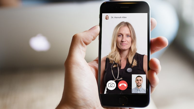Feeling Poorly? The App Will See You Now