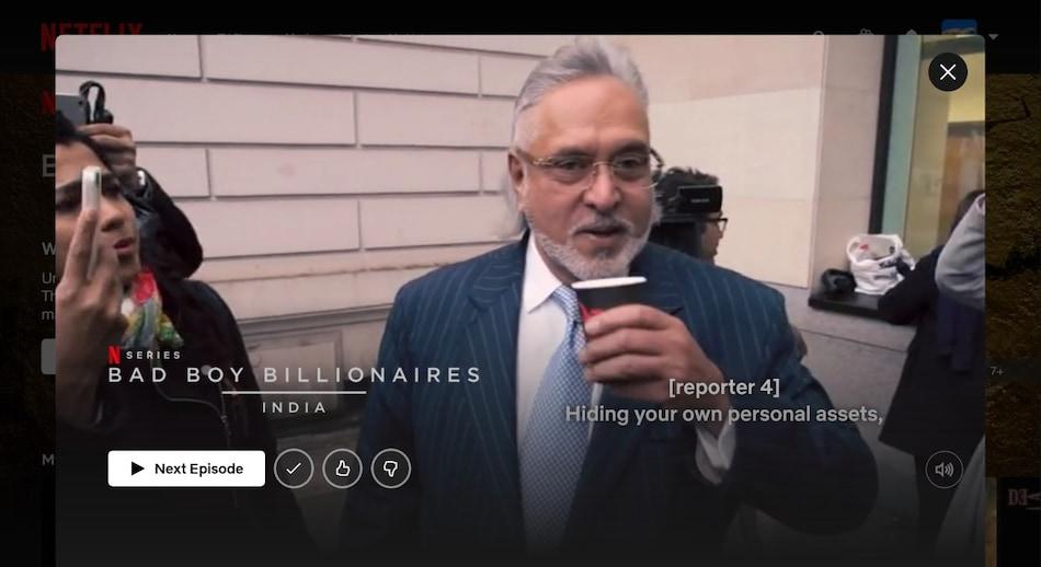 Bad Boy Billionaires: India Released on Netflix, Minus Ramalinga Raju Episode