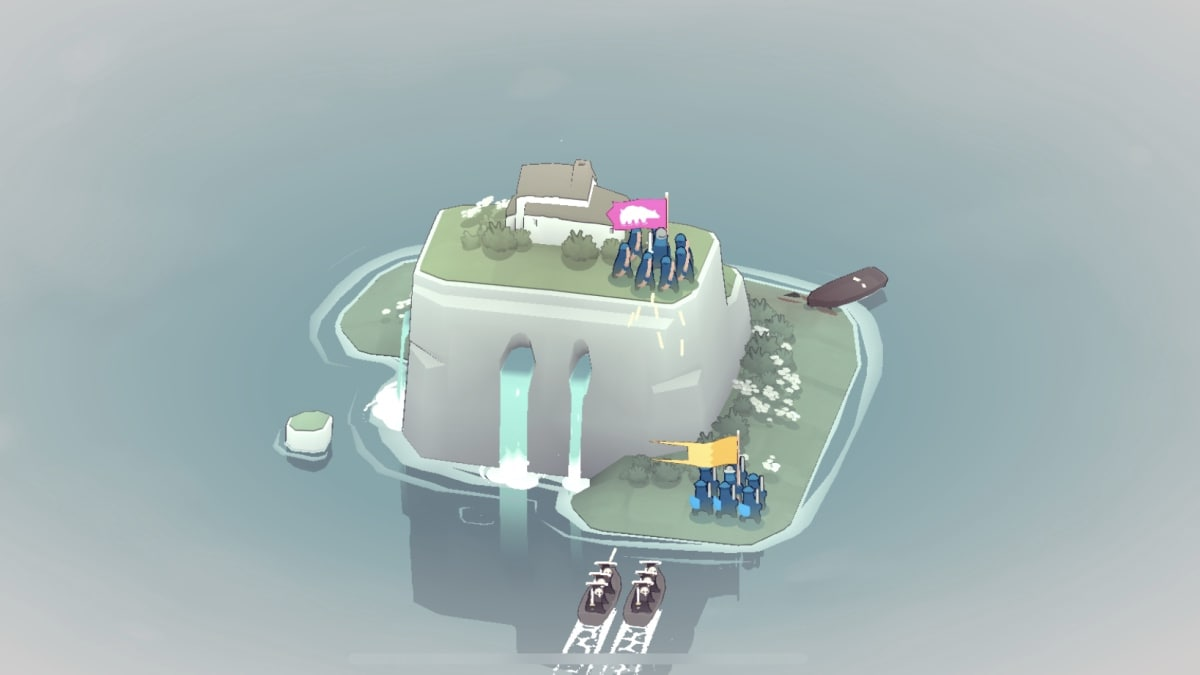 bad north ios Bad North