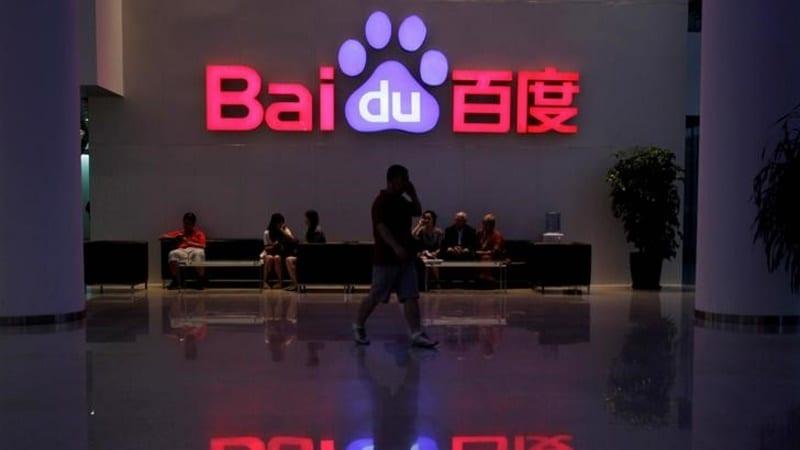 Baidu Announces $1.5-Billion Fund for Self-Driving Cars
