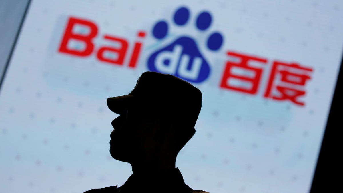 Baidu Partners With Geely, Toyota on AI for Self-Driving Cars