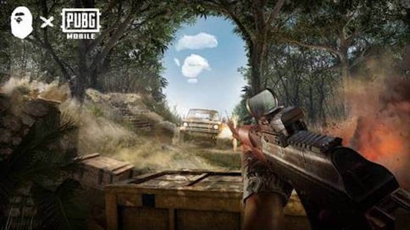 PUBG Mobile 0.8.5 Update to Bring BAPE Frying Pan, Shark Hoodie to the Game