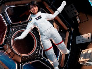 Astronaut Barbie Takes Zero-Gravity Flight to Inspire Young Girls to Take Up Career in Space, STEM
