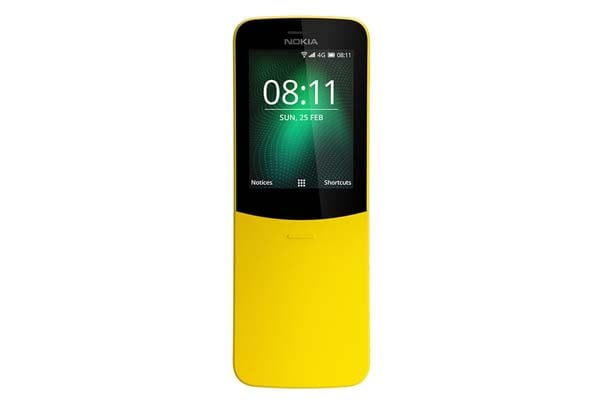 Best Basic Phones in India - Nokia 8110