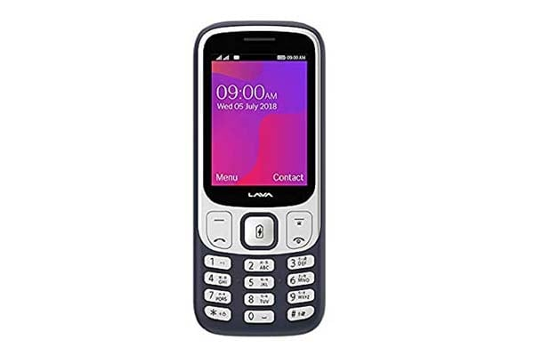 Best Basic Phones in India - Lava One