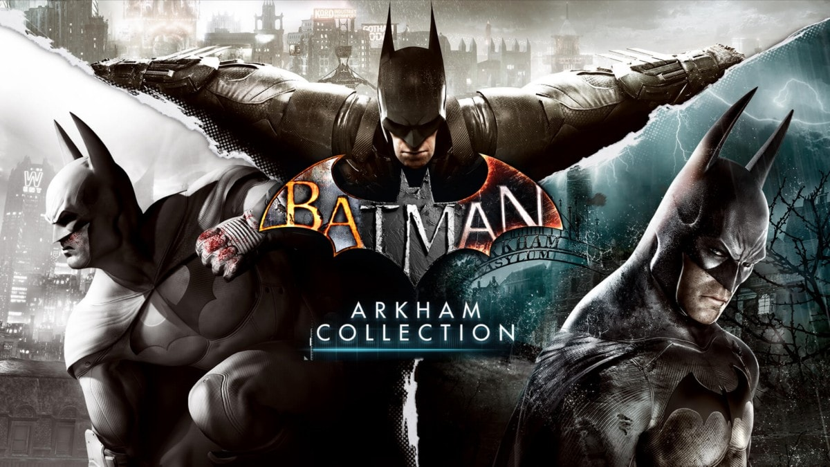 Batman Arkham Collection, Lego Batman Series Games Free for a ...