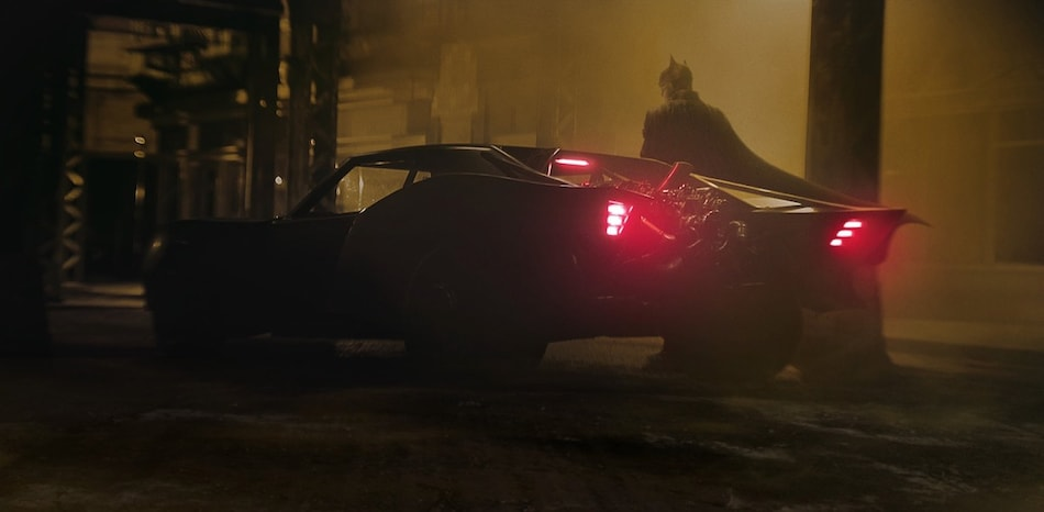 The Batman: New Batmobile Unveiled in Photos From Director Matt Reeves