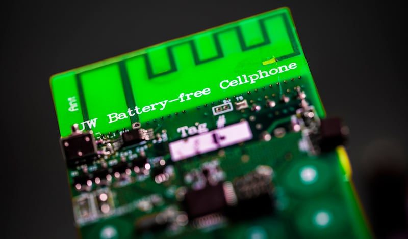 Battery-Free Cellphone Technology Inches Closer to Mass Market