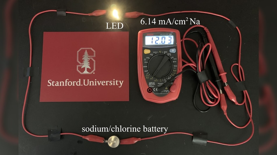 Researchers Create Rechargeable Battery That Can Store Six Times More Power Than Other Units