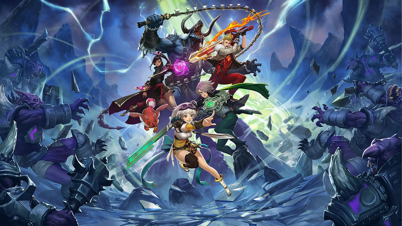 Epic Games' Battle Breakers Is a New Tactical RPG for Android, iOS, and PC