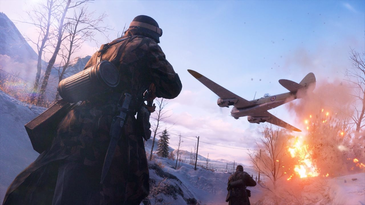 Battlefield V Battle Royale Release Date Delayed
