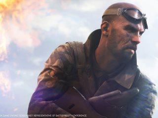 Battlefield V Battle Royale Mode Called Firestorm, to