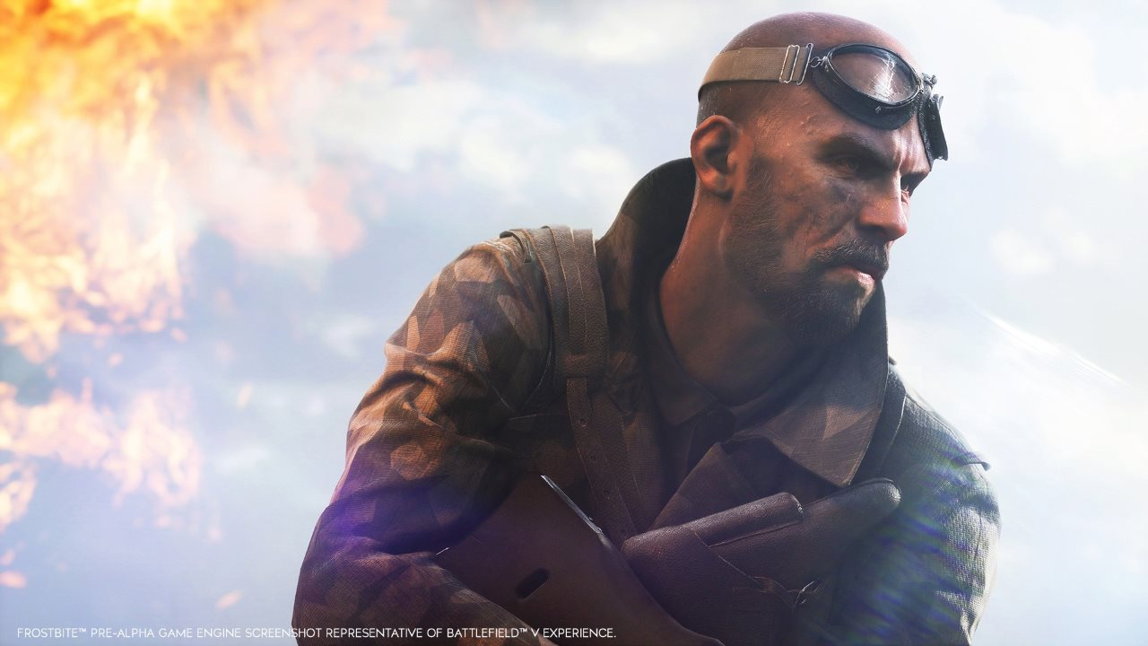 Battlefield 5 introduces its Battle Royale mode