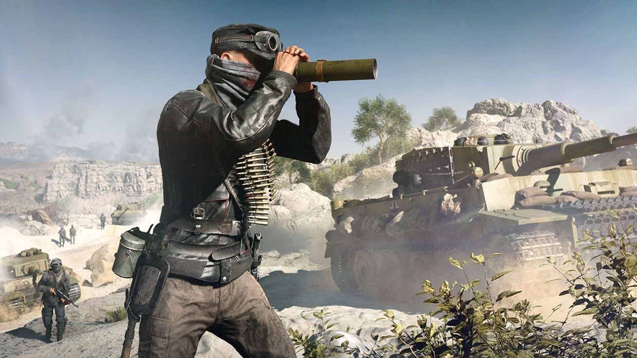Battlefield V: List of Weapons, Vehicles, Gear Detailed