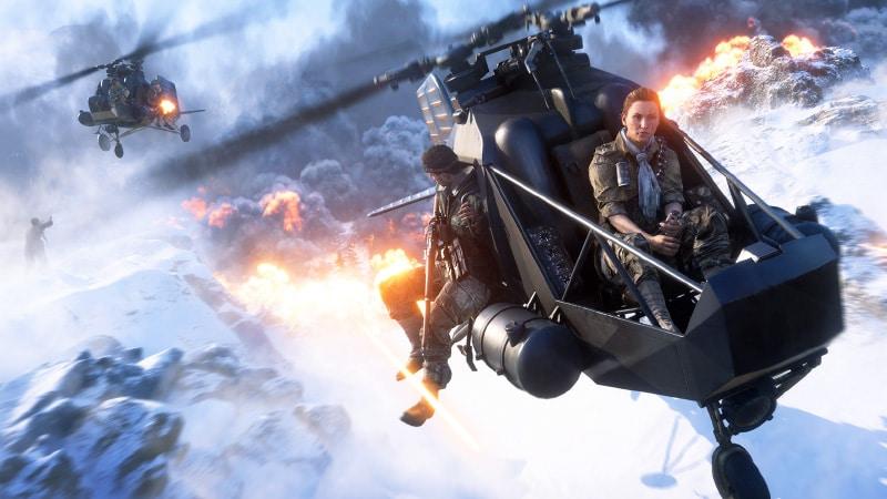 Battlefield V Gets Limited Period Price Drop as Firestorm Battle Royale Mode Rolls Out