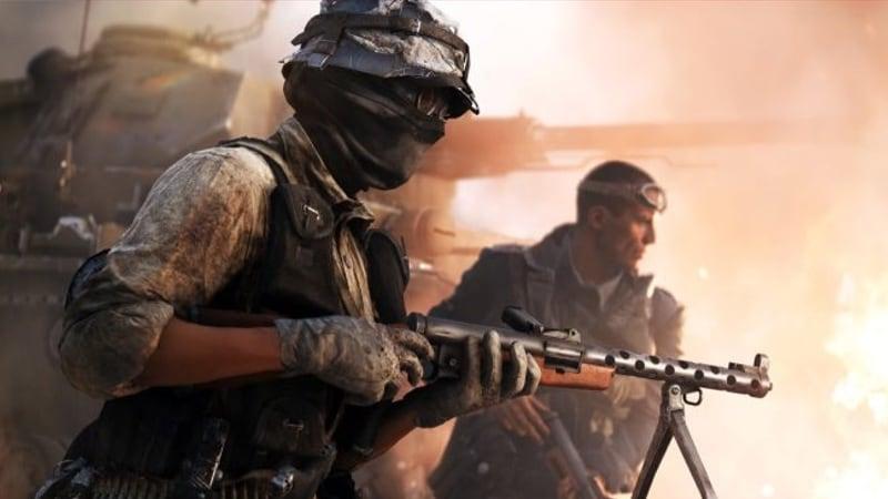Battlefield V Firestorm Battle Royale PC, PS4, Xbox One
