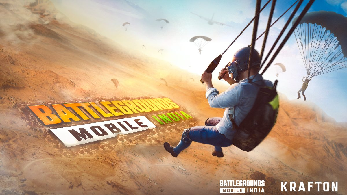 PUBG Mobile India's New Avatar 'Battlegrounds Mobile India' Announced