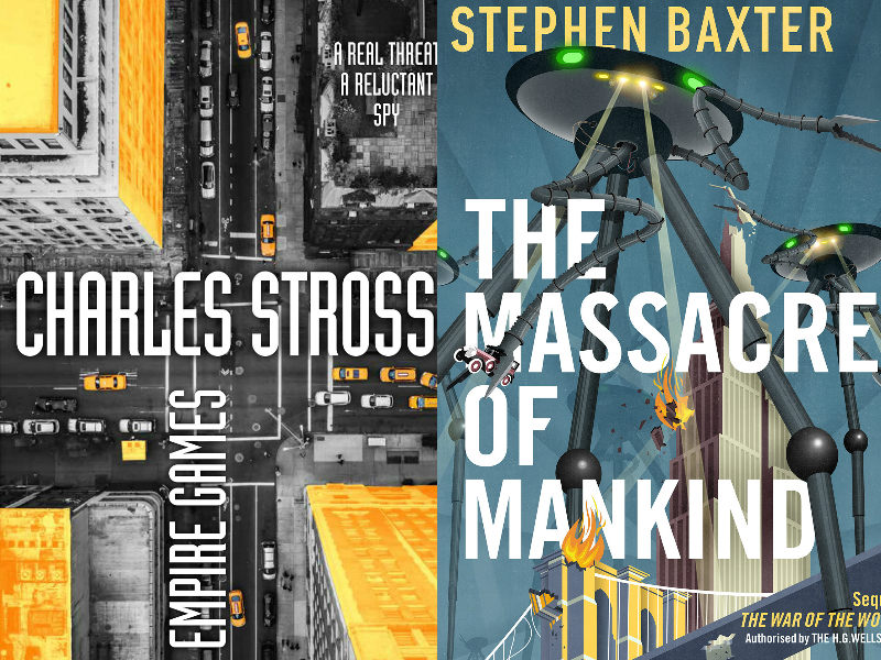 Four Promising Science Fiction Books Releasing in January 2017