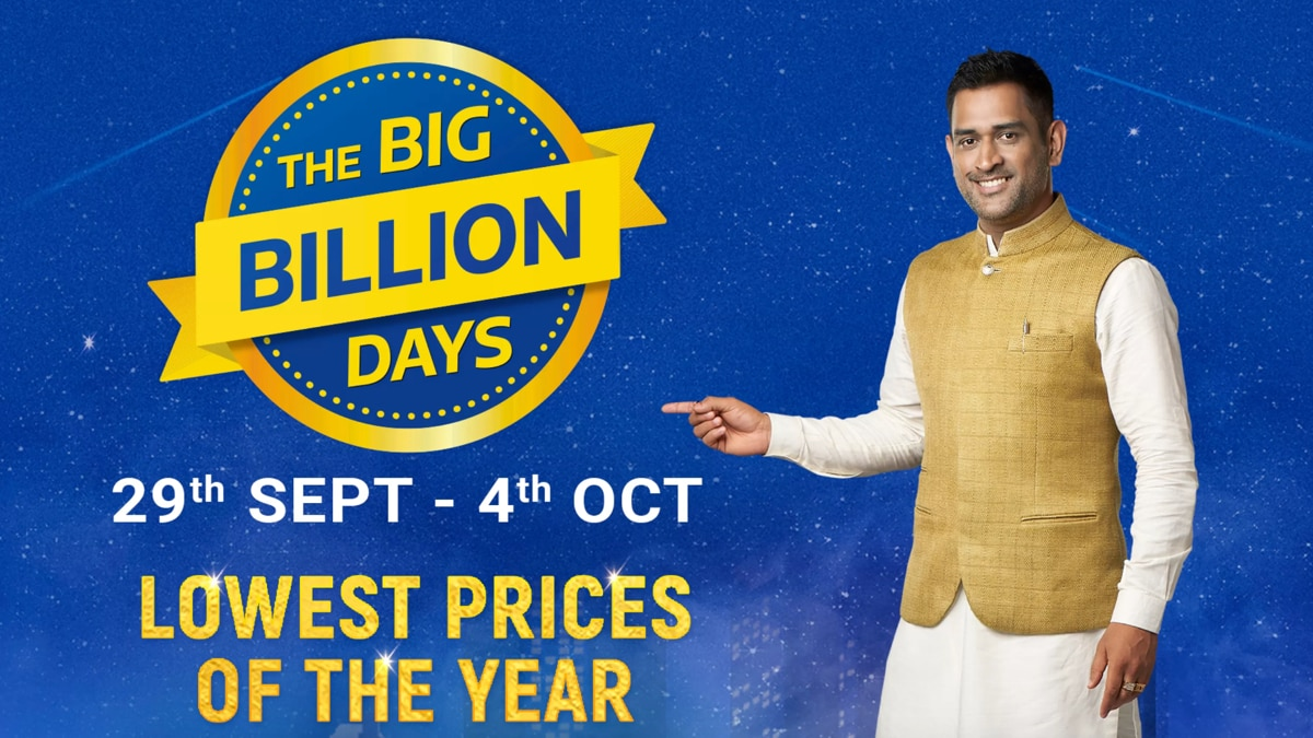 Flipkart Big Billion Days 2019 Sale: Today's Offers on Mobile Phones and Electronics