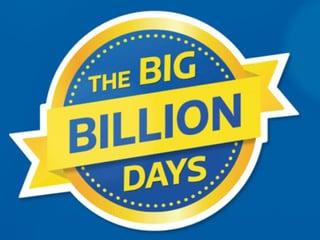 Flipkart এ শুরু হল Big Billion Days সেল: এক নজরে বাছাই করা সেরা অফার