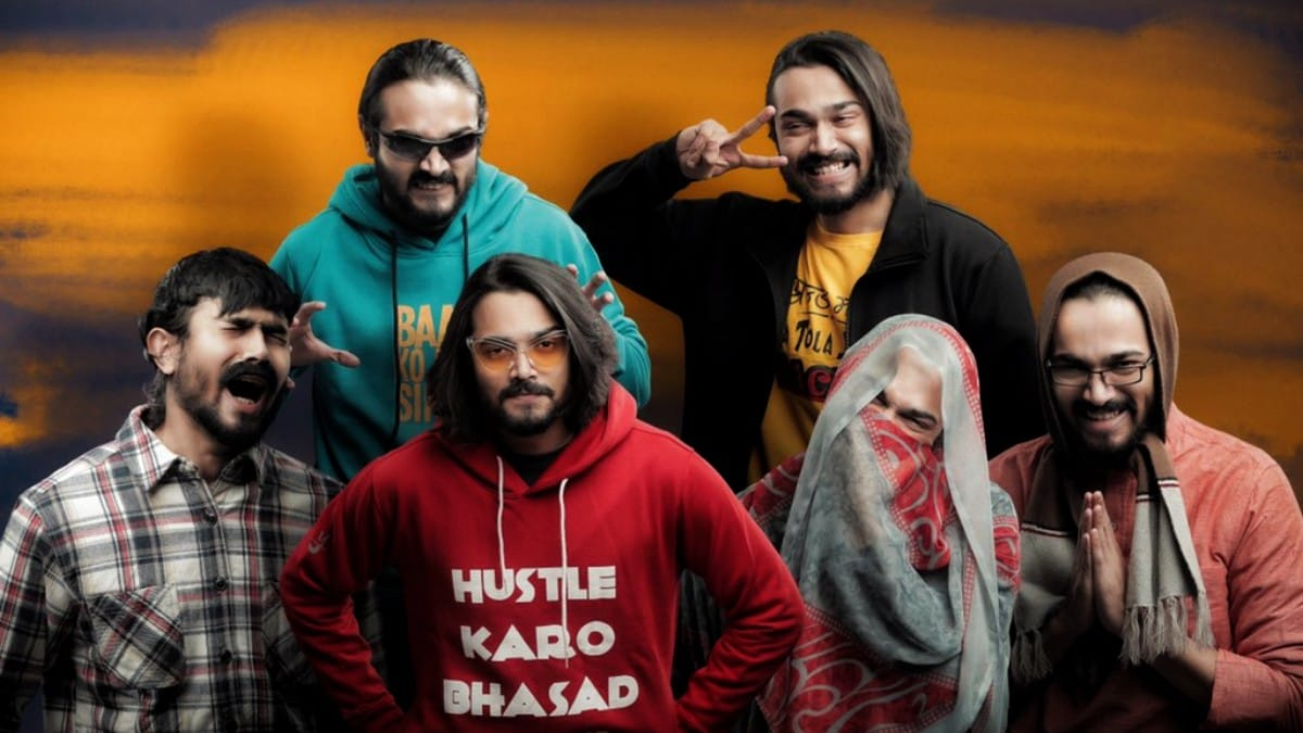 Bhuvan Bam: From India's Beloved YouTube Comedian to a Davos Summit Guest