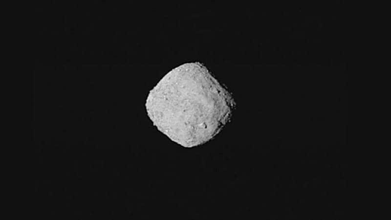 NASA's OSIRIS-REx Probe on Course to Reach Asteroid Bennu on December